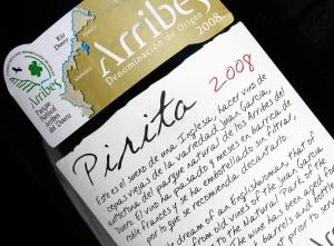 Pirita 2008 Sueño de una Inglesa